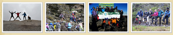 SUNY Oswego Climbing Kilimanjaro 2013 photo gallery
